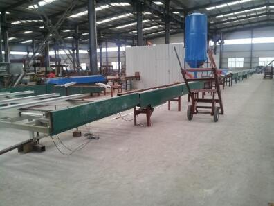 [Good news] gypsum cornice machine manufacturers analyze the plaster line easily cracked parts
